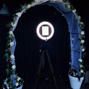 Fotodoos videobooth huren digitaal gastenboek