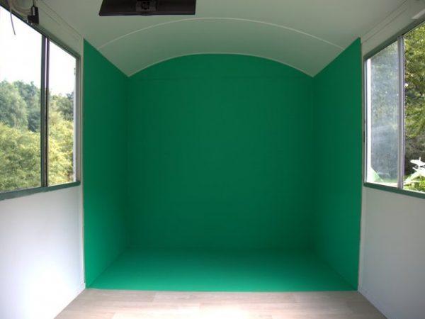 Greenscreen photobooth binnen overijssel
