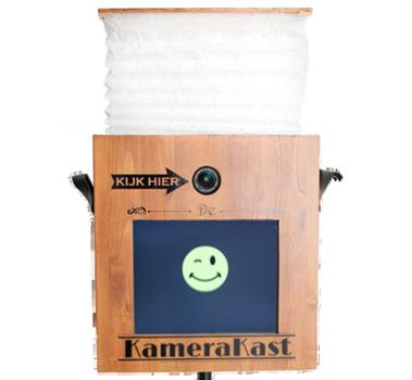 KameraKast Deluxe fotopaal huren