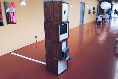 Photocube fotobooth huren