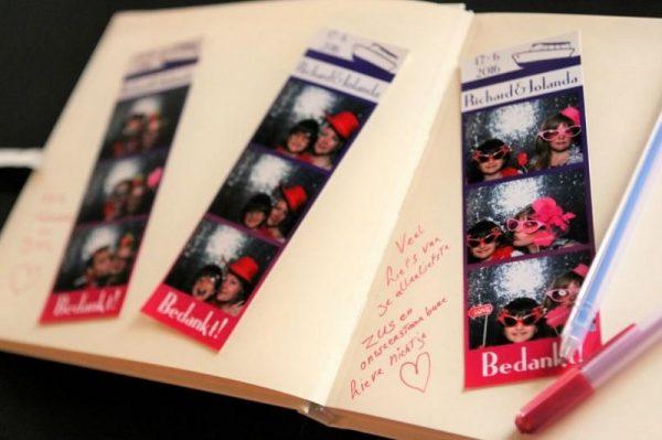 Selfiebox gastenboek service fotobooth