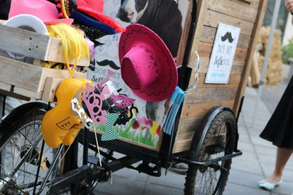 bakfiets booth