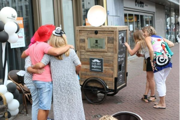 fotobooth bakfiets