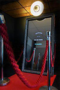 fotospiegel huren fotobooth mirror