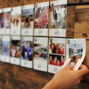 hashtag prints social printer