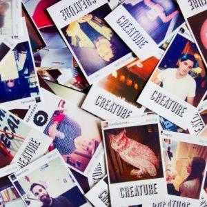 hashtag prints social printer huren