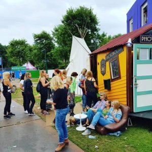 huren fotohuisje photobooth festival