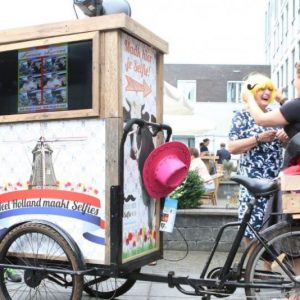 huren photobooth bakfiets