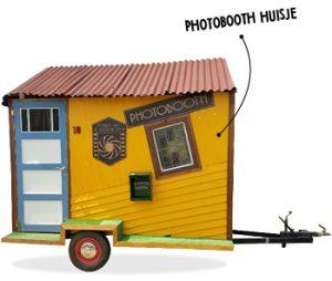jongens photobooth huisje