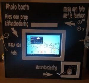 DIY Photo Booth zelf maken