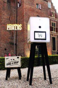 Moderne fotobooth fotopaal