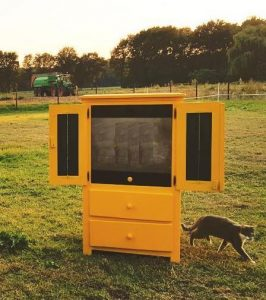 Vintage-fotokastje-geel