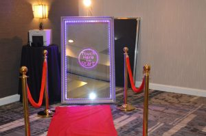magic mirror photobooth huren