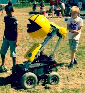 Robot-Photobooth-bijzonder
