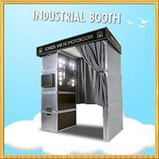 photobooth huren industrial booth jongens