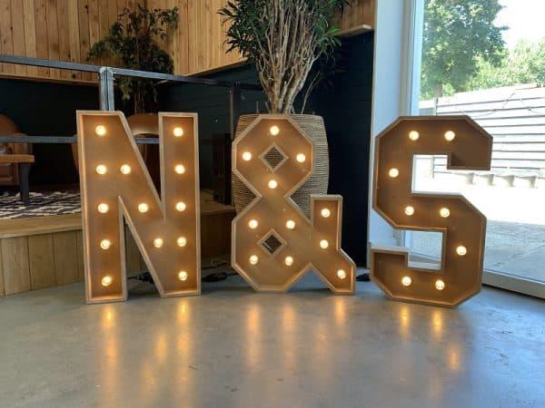 XL-lichtletters-initialen