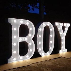 Lichtletters-Alkmaar-BOY